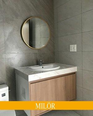 Gương decor phòng tắm Oras 80cm