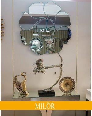 Gương trang trí nội thất phòng khách Mimosa