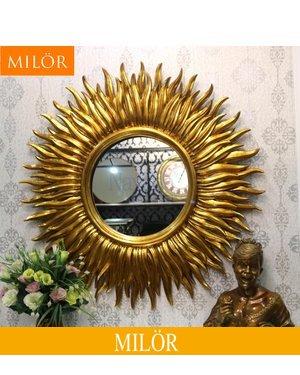 Gương phòng khách tân cổ điển Milor -Mare