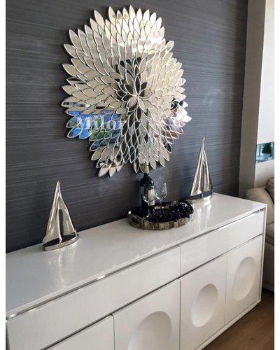 Gương trang trí phòng khách Nature
