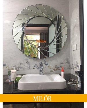 Gương nghệ thuật phòng tắm Diana