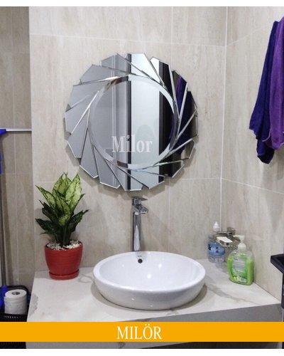 Gương treo phòng tắm cao cấp Diana luxury Milor