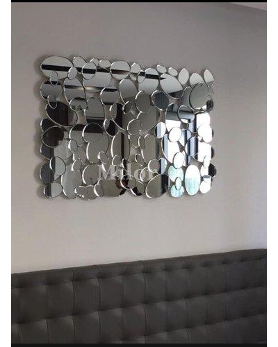 Gương cao cấp Mermaid trang trí phòng khách đẹp