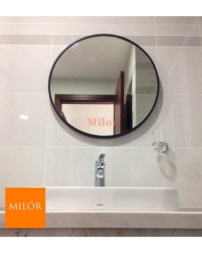 Gương trang trí phòng tắm cao cấp Optima D60cm