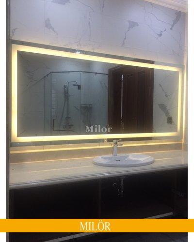 Gương phòng tắm đèn led sang trọng Milor