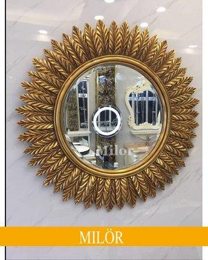 Gương phòng tắm tân cổ điển Milor cao cấp