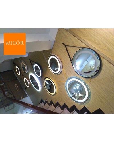 Gương dây da đèn led trang điểm Makeup Milor 60cm