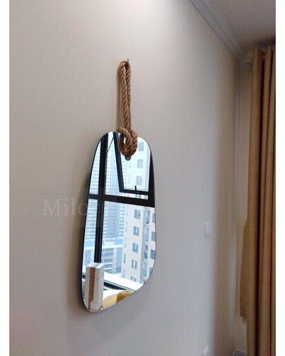 Gương trang điểm phòng ngủ decor treo tường Sài Gòn