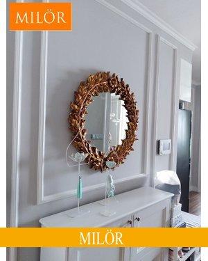 Gương phòng khách tân cổ điển Eros 80cm