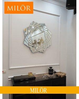 Gương nghệ thuật trang điểm Spider 80cm