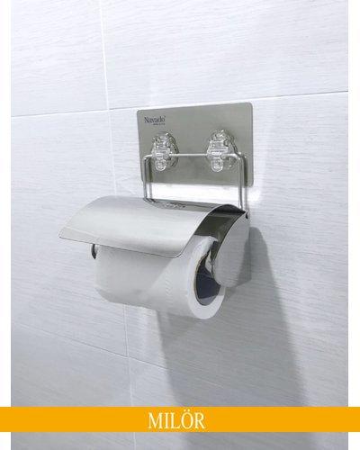 Kệ lô giấy phòng tắm không khoan tường GS-6002