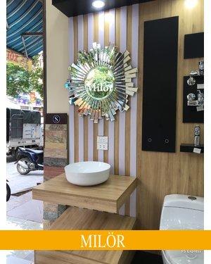 Giá Gương showroom nghệ thuật Tiger Hà Nội