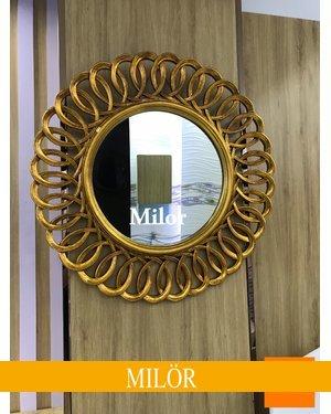 Gương phòng tắm decor treo tường milor Nesoi