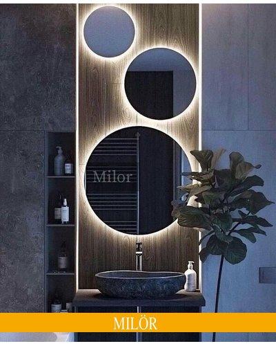 Sản xuất gương phòng tắm đèn led hà Nội