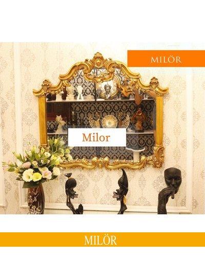 Khung gương tân cổ điển trang trí decor Milor Morpheus