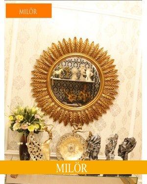 Khung gương tân cổ điển trang trí decor Milor Gea