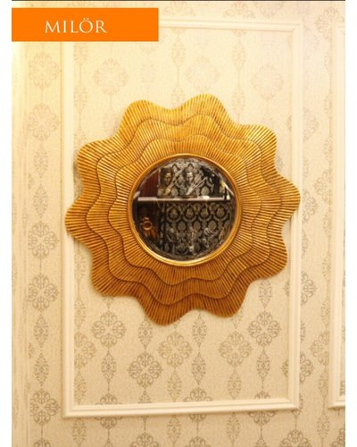 Khung gương tân cổ điển trang trí decor Milor Hestia