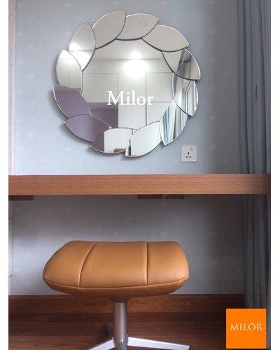Gương trang điểm nghệ thuật phòng khách Lacos Milor
