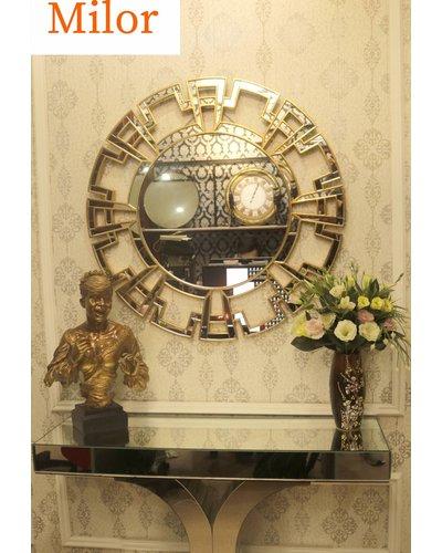 Gương tân cổ điển treo tường Milor Nikita