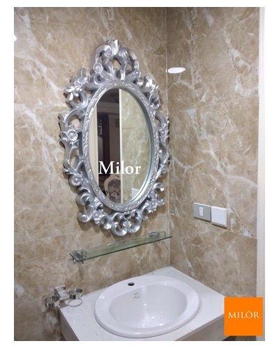 Gương Phòng Tắm Cổ Điển Hải Phòng