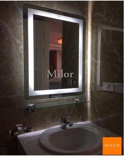 Gương Phòng Tắm Hiện Đại Quảng Ninh