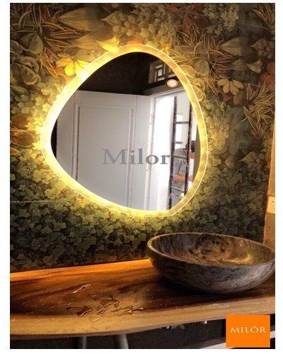 Gương Đèn Led Phòng Tắm Độc Đáo Hà Nam