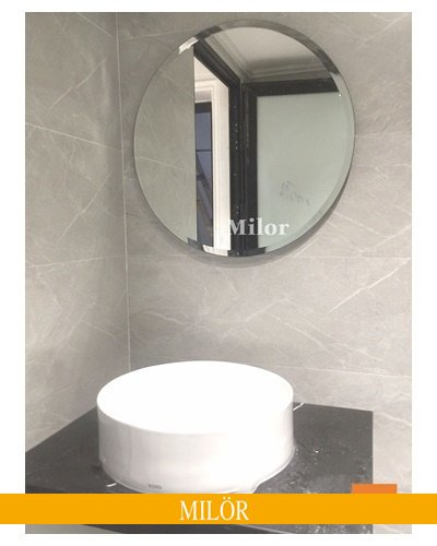 Gương  Phòng Tắm Cao Cấp 60cm