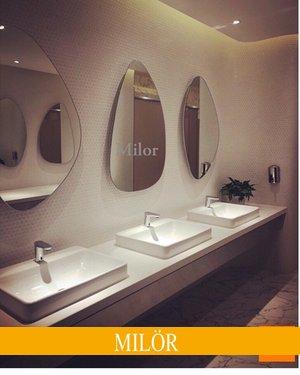 Gương Phòng Tắm Decor Độc Đáo Milor
