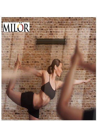 Máy Sưởi Hồng Ngoại cho phòng Hot Yoga