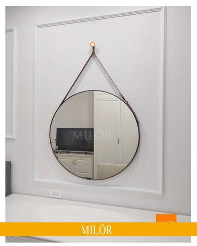 Gương Dây Da Bàn Trang Điểm Đà Lạt