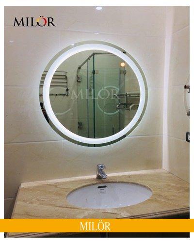 Gương Phòng Tắm Đèn Led Bắc Giang