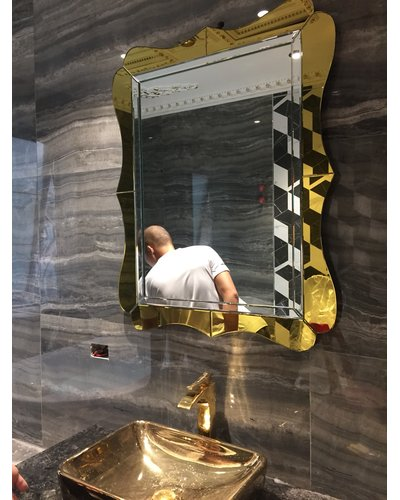 Gương phòng tắm nghệ thuật Atlantic Sài Gòn