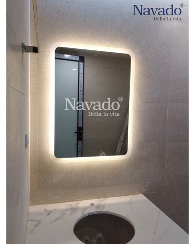 Gương Decor Phòng Tắm Milor