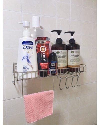 Phụ kiện phòng tắm không khoan tường Milor GS-5020