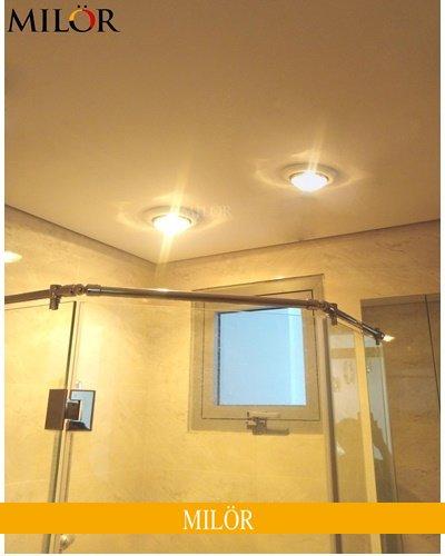 Đèn Sưởi Âm Trần Phòng Tắm 2 bóng Hiện Đại