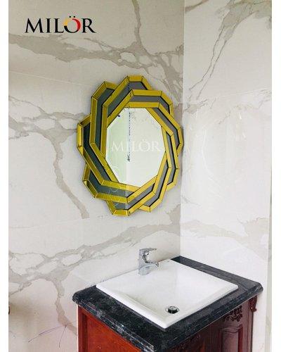 Gương Trang Trí Nghệ Thuật phòng Tắm Spider