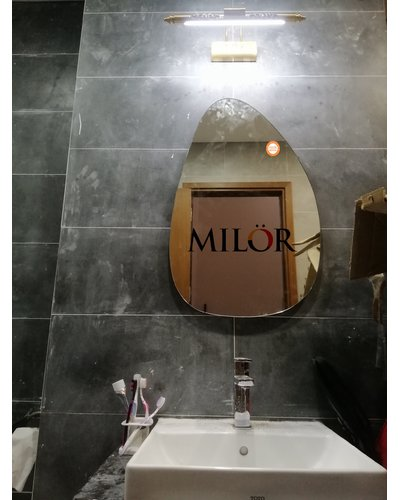 Gương Nghệ Thuật Phòng Tắm Milor