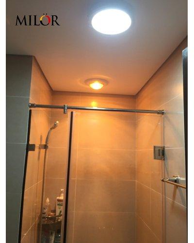 Đèn Sưởi Nhà Tắm Âm Trần 2 Bóng Hà Nội