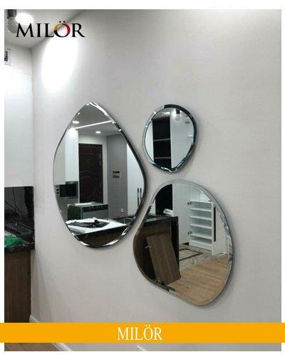 Gương trang trí nội thất phòng khách Bãi Đá