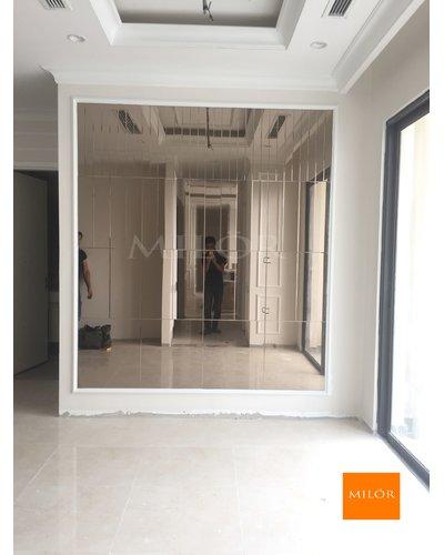 Gương ghép tường hiện đại Hà Nội
