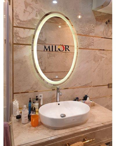 Gương đèn led độc đáo Chữ nhật 70 x 90 cm