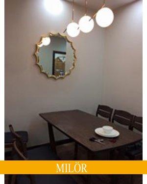 Gương Trang Trí Phòng Khách NATASA