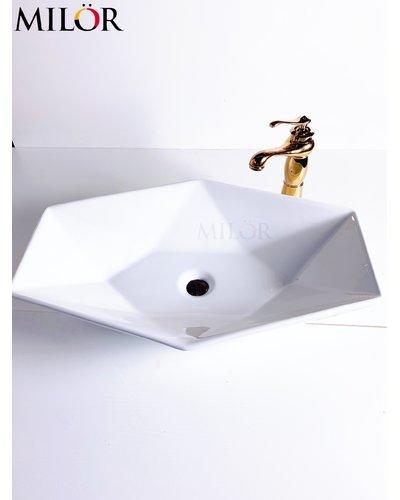 Chậu Lavabo thiết bị vệ sinh nghệ thuật Phú Yên