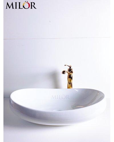 Chậu Lavabo thiết bị vệ sinh nghệ thuật Bạc Liêu