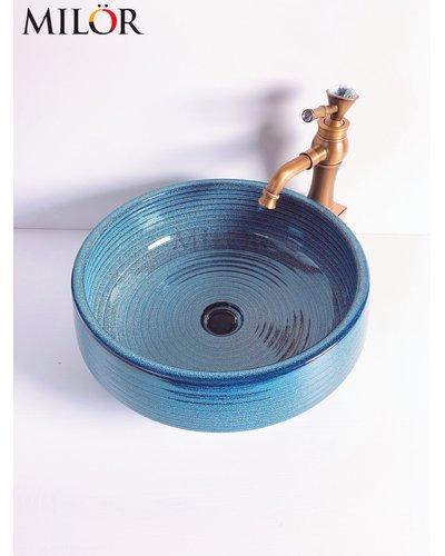 Chậu Lavabo thiết bị vệ sinh nghệ thuật Kiên Giang