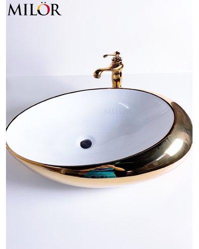 Chậu Lavabo thiết bị vệ sinh nghệ thuật Bình Dương