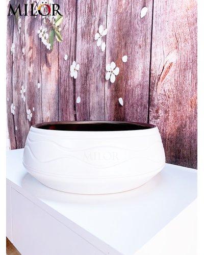 Chậu Lavabo thiết bị vệ sinh nghệ thuật Lâm Đồng