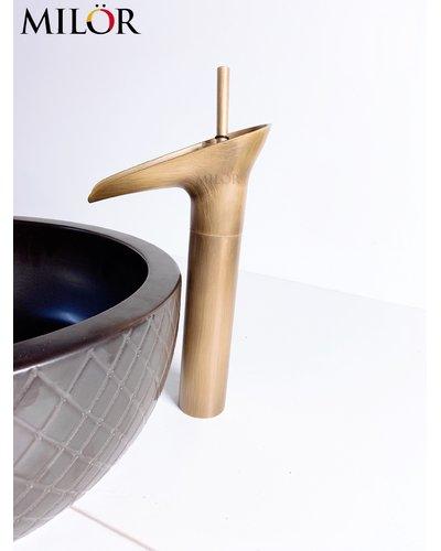 Chậu Lavabo thiết bị vệ sinh nghệ thuật Đắc Lắc