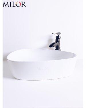Chậu Lavabo thiết bị vệ sinh nghệ thuật Sóc trăng