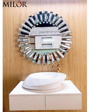 Chậu Lavabo thiết bị vệ sinh nghệ thuật Phú Thọ